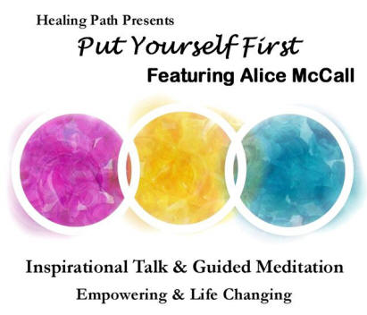 Put Yourself First by Alice McCall CD cover